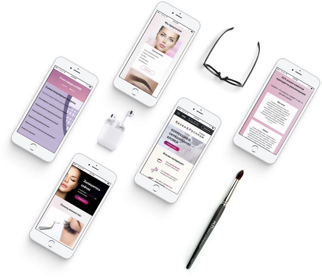 mobile design_brow_lash